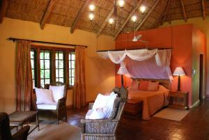 Kumbali Country Lodge, B&B (nocľahy s raňajkami)  Lilongwe - big - 17