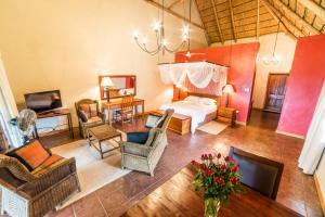 Kumbali Country Lodge, B&B (nocľahy s raňajkami)  Lilongwe - big - 15