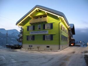 Katharinahof Ferienpension - Hotel - Sibratsgfäll