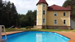 Эко-отель Вселуг - фото 6