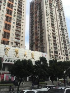 Yujiang International Hostel Jingji 100 Branch