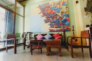 The Aree Hat Yai Hostel, Hostels  Hat Yai - big - 39