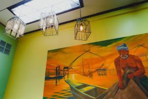 The Aree Hat Yai Hostel, Hostels  Hat Yai - big - 41