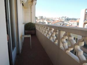 Balcony/terrace ACCI Cannes Old City
