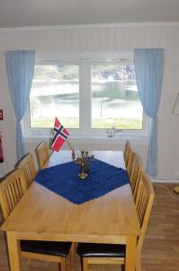 Bjørnør Gjestegård, Apartments  Nesvalen - big - 16