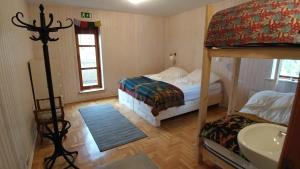 Öxl Guesthouse, Venkovské domy  Búðir - big - 9