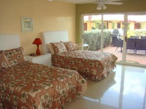 Garden Delight Two-bedroom condo - E125-2, Apartmány  Palm-Eagle Beach - big - 2