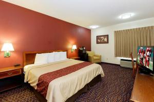 Red Roof Inn Roanoke - Troutville