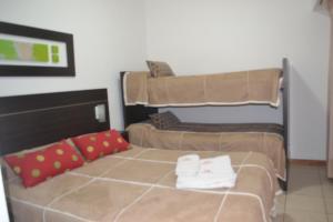 Hotel Sutna-Ospin, Hotely  Mar del Plata - big - 6