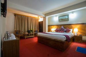 Hotel Golden Sunrise & Spa, Отели  Pelling - big - 15