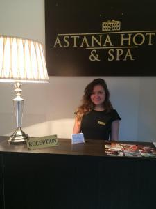 Спа-отель Астана - фото 16