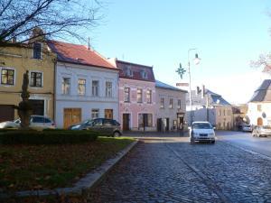 Apartman Pod Kostelem - Apartment - Polná