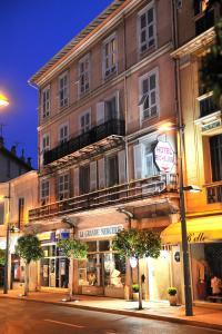 Hôtel Richelieu, Hotel  Mentone - big - 20
