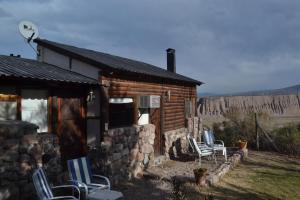 Cabañas Rio Mendoza, Chaty v prírode  Cacheuta - big - 24