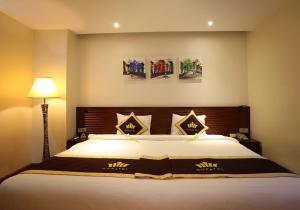 GOPATEL Hotel & Spa, Отели  Дананг - big - 29