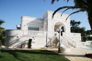 Villa Angelina, Ferienwohnungen  Selva di Fasano - big - 85