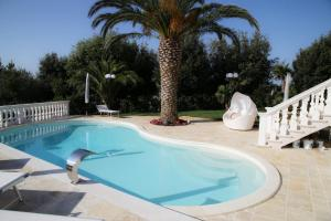 Villa Angelina, Ferienwohnungen  Selva di Fasano - big - 87