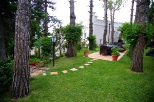Villa Angelina, Ferienwohnungen  Selva di Fasano - big - 72
