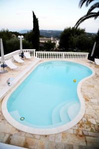 Villa Angelina, Ferienwohnungen  Selva di Fasano - big - 25