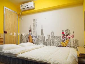 Harbin Sweet Post Office International Youth Hostel, Hostelek  Haerpin - big - 39
