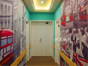 Harbin Sweet Post Office International Youth Hostel, Hostelek  Haerpin - big - 53