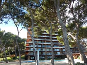Eden Mar VII Girorooms, Apartmanok  Calonge - big - 26