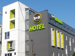 Париж - B&B Hotel Paris Est Bobigny Universite