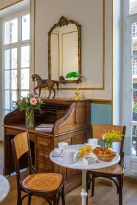 Hôtel Richelieu, Hotel  Mentone - big - 19
