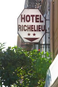 Hôtel Richelieu, Hotel  Mentone - big - 17