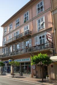 Hôtel Richelieu, Hotel  Mentone - big - 15