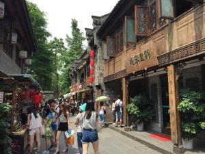 Jinli Hostel, Hostels  Chengdu - big - 21