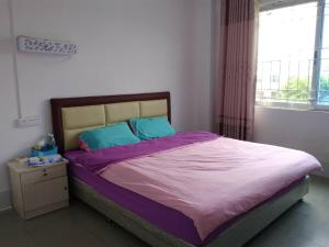 Zhanjiang Ouranjian Guesthouse, Hostelek  Csancsiang - big - 3