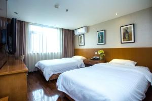 D6HOTEL-Wuhouci, Отели  Чэнду - big - 2