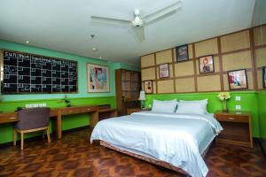 D6HOTEL-Wuhouci, Отели  Чэнду - big - 5