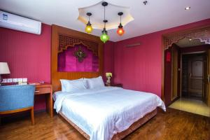 D6HOTEL-Wuhouci, Отели  Чэнду - big - 3