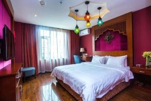 D6HOTEL-Wuhouci, Отели  Чэнду - big - 10