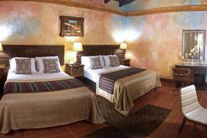 Hotel Eterna Primavera Antigua Антигуа-Гватемала