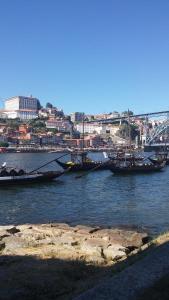 Douro & Sea - River Side, Apartmány  Vila Nova de Gaia - big - 6