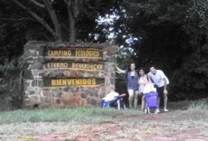 Camping Ecológico Eterno Reverdecer