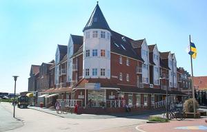 Inselresidenz Strandburg Juist - Wohnung 106 (Ref. 50958)