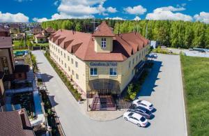 Тюмень - Garden Hotel