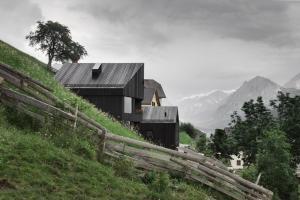 La Pedevilla, Alpesi faházak  San Vigilio Di Marebbe - big - 1