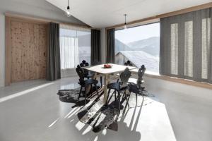 La Pedevilla, Alpesi faházak  San Vigilio Di Marebbe - big - 32