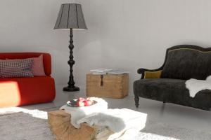 La Pedevilla, Horské chaty  San Vigilio Di Marebbe - big - 26