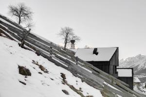 La Pedevilla, Horské chaty  San Vigilio Di Marebbe - big - 35