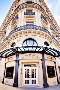 Hotel Pilar Plaza, Hotely  Zaragoza - big - 27