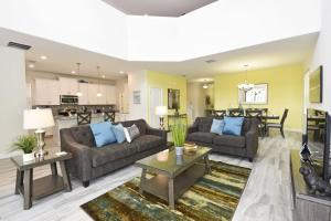 Solterra Villa 5488, Виллы  Давенпорт - big - 12