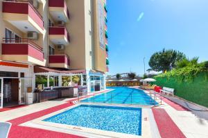 Аланья - Galaxy Beach Hotel