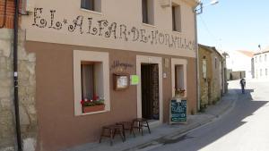Albergue El Alfar/Pilgrim Hostel