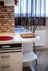 Cozy flat in a modern building on Zelinski